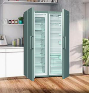 Larder Fridges & Larder Freezers & Side By Side